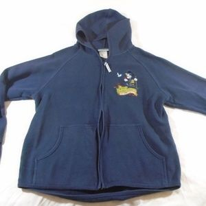 Women's Walt Disney World jacket Fort Wilderness M